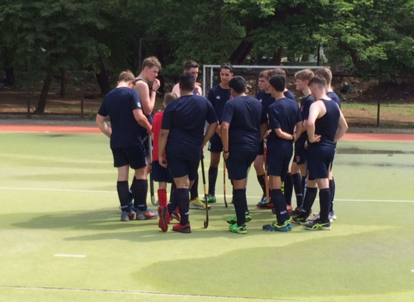 Hockey Tour to India featured image