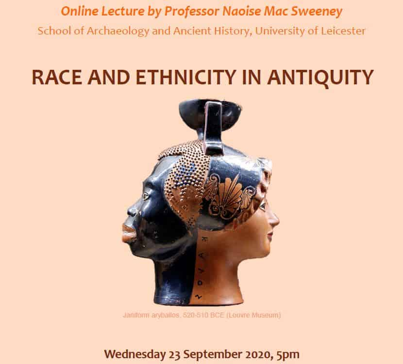Race and Ethnicity In Antiquity featured imag