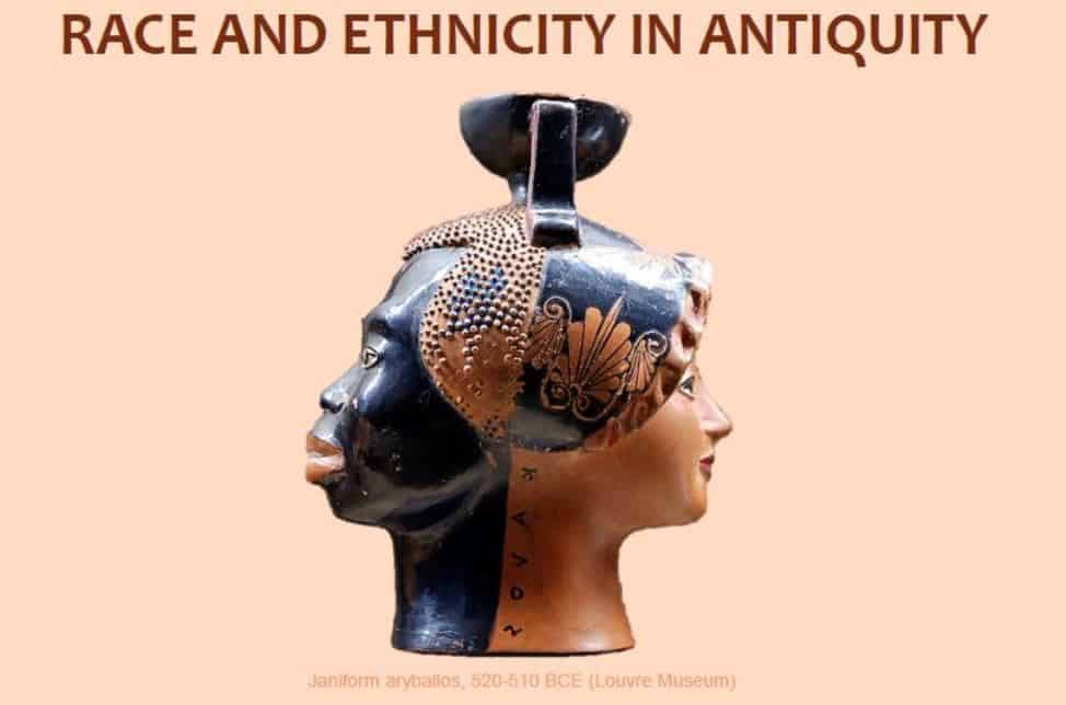 Race and Ethnicity in Antiquity Lecture Report featured image