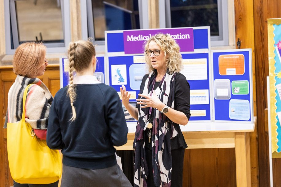 Sixth Form Open Evening – 14 October 2021 featured image