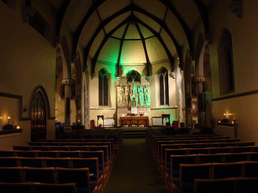 Amherst Chapel Image